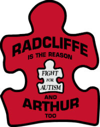 Radcliffe Is the Reason and Arthur Too Fights for Autism